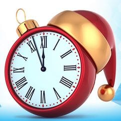 Время работы в новогодние праздники